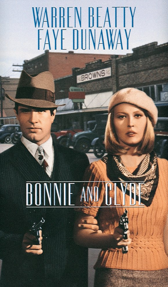 #2 Bonnie and Clyde (1967) : The Silver Screen